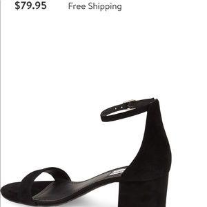Steve Madden Irene 9.5 heels
